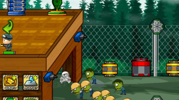 Zombie Parade Defence 3