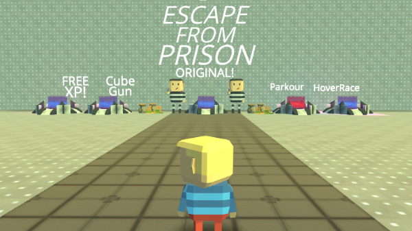 Когама Побег из Тюрьмы