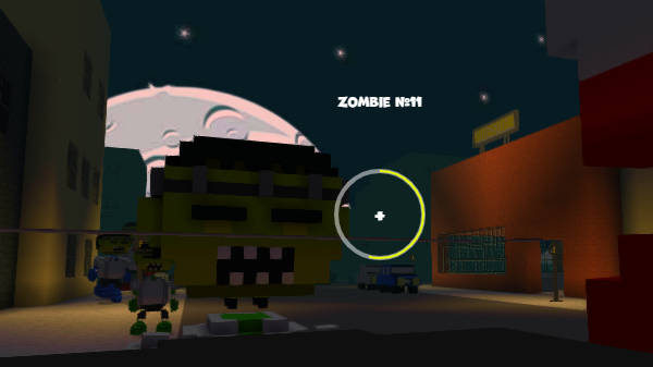 Стрелялка Зомби Апокалипсис