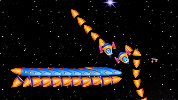 Slither Space io