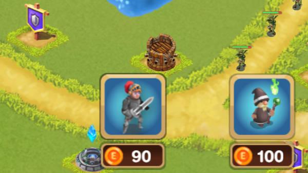 Castle Defence Online