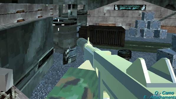 Pixel Gungame