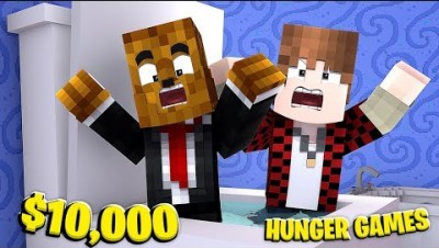 $10,000 Minecraft Hunger Games Tournament w/ BajanCanadian