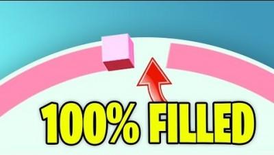 100% FILL in a single run? // Paper.io 2