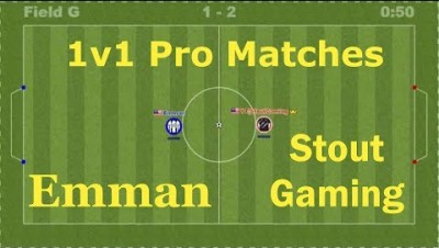 3rd Time's The Charm! 1v1 Pro Matches : Emman : Teamball.io