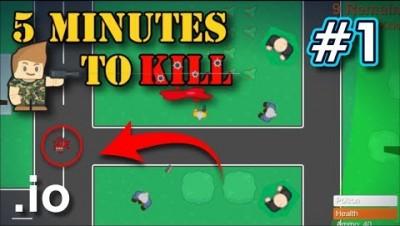 5mintokill.io - 5 MINUTOS PARA MATAR - Gameplay #1