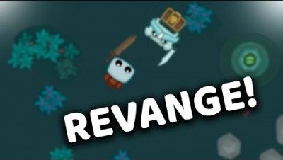7 year old gets revenge on a starve.io savage