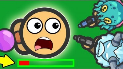 8HP vs 2 Squads | Zombs Royale