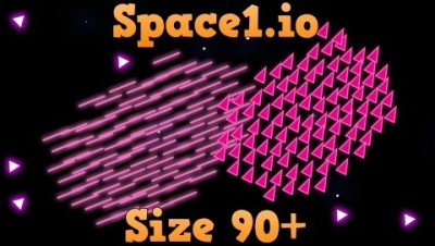 90+ SIZE | Gameplay | Space1.io