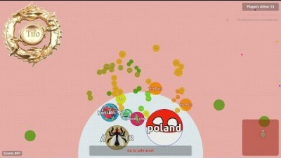 Agar.io Battle Royale LIFE AFTER DEATH