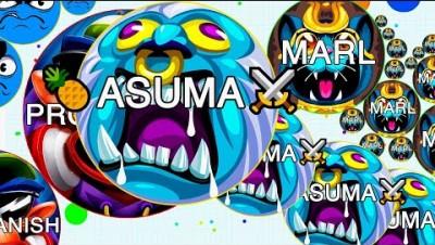 Agar.io - INSANE Same Size Popsplit! Gameplay with Marl (Agario)