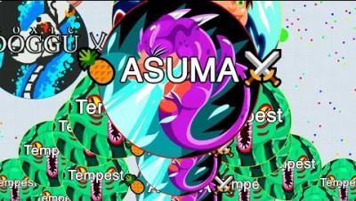 Agar.io - The ULTIMATE REVENGE With Tempest! Uncut Gameplay (Agario)
