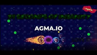 Agma.io Intro - OFFICIAL TRAILER
