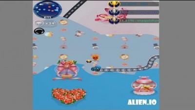 Alien.io (Paper.io 2) - New io Game