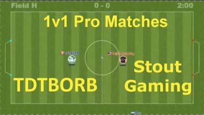 Another Round! 1v1 Pro Matches : TDTBORB: Teamball.io