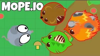 APOCALIPSE ZUMBI DE ANIMAIS - Mope.io ( Zombies )