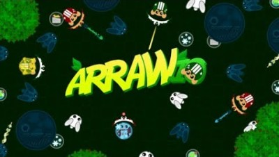 Arraw.io Strategy High Score (io Game)