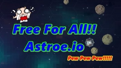 Astroe.io Brief Game Tutorial
