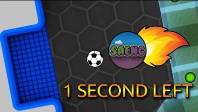 Bango.io - BEST COMEBACK IN HISTORY!? (Bango.io NEW IO GAME) Soccer/Football Game