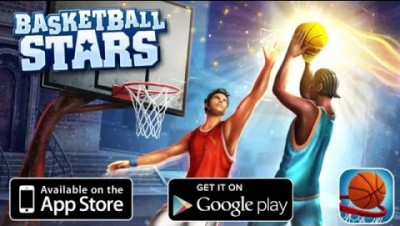 Basketball Stars OUT NOW for iOS and Android!