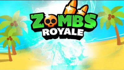 BEACH UPDATE in ZombsRoyale.io!