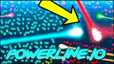 BECOMING THE BIGGEST LINE EVER!!! | Powerline.io w/ Double (NEW IO GAME)