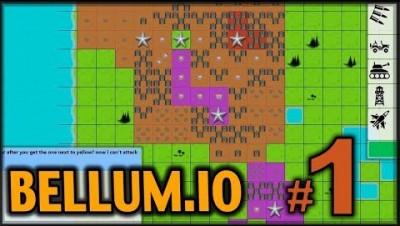 Bellum.io - Долгое Противостояние (часть 1)