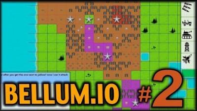 Bellum.io - Долгое Противостояние (часть 2)
