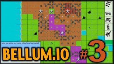 Bellum.io - Долгое Противостояние (часть 3)