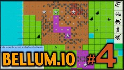Bellum.io - Долгое Противостояние (часть 4)