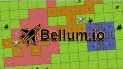 Bellum.io - Strategy IO Game - War with a Teammate!!