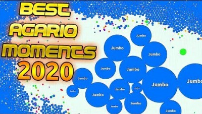 BEST AGARIO GAMEPLAY OF 2020 ( TOP WINS )