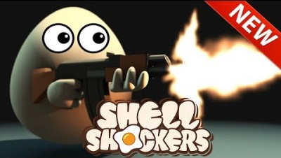 BEST .iO FPS GAME! SHELLSHOCKERS.IO WORLD RECORD KILL STREAK CHALLENGE! (Shellshocker.io)