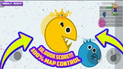 Best Soul.io Gameplay EVER! 10,000k SCORE | MAP CONTROL: 100.00% [NEW IO GAMES 2019]