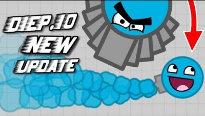 BEST UPDATE IN DIEP.IO HISTORY !?! *NEW*