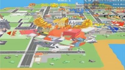 Big Big Baller Big Hole - New .io Game
