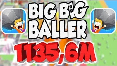 BIG BIG BALLER RECORD SCORE (1135,6m)