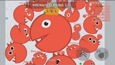 Big Pac-Man [Soul.io ] ARENA IS CLOSING