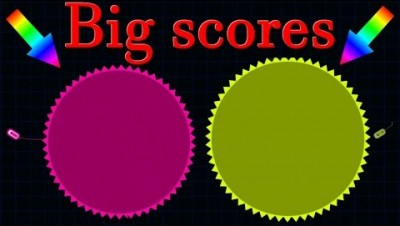 Big score || Funny gameplay || Brutal.io