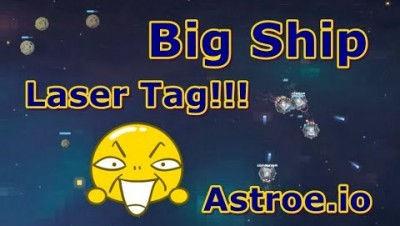 Big Ship Laser Tag Astroe.io