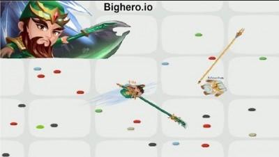 Bighero.io HIGHEST SCORE 32,905K+