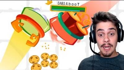 Biters.io - DEVORE SEUS INIMIGOS E FIQUE GIGANTE (+40.000 New Record) ‹ AbooT ›