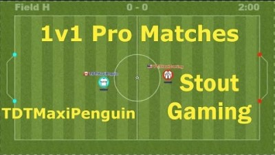 Blast From The Past! 1v1 Pro Matches : TDTMaxiPenguin : Teamball.io