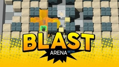 BlastArena.io Game Walkthrough