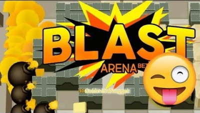 BLASTARENA.IO GAMEPLAY | UNBEATABLE ! | BOMB EVERYTHING