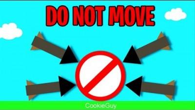 Bonk.io - DO NOT MOVE! Winning By Doing Absolutely Nothing! Bonk.io New Maps!