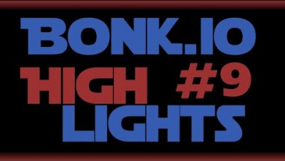 BONK.IO Highlights #9  PVP  Parkour  Bonk 2 ALPHA Gameplay