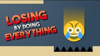 Bonk.io - Losing By Doing Absolutely Everything!
