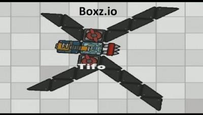 Boxz.io Weird Constructions (New .io Game)