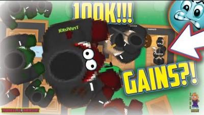 BRAAINS.IO | EPIC GAINS EVER + TROLLING + 100K SCORE + BIGGEST ZOMBIE + NEW OP SPOTS BEST ANTI-JUKES
